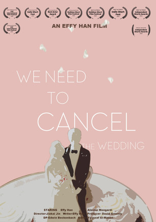 Effy Han's Inner Turmoil with We Need to Cancel the Wedding