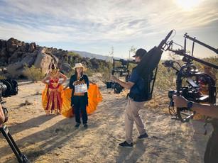 Livi Zheng Directs Grammy Award Winning Artist in Music Video
