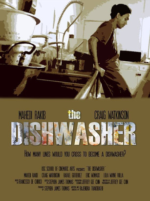 The Dishwasher: A Thought Invoking Tale