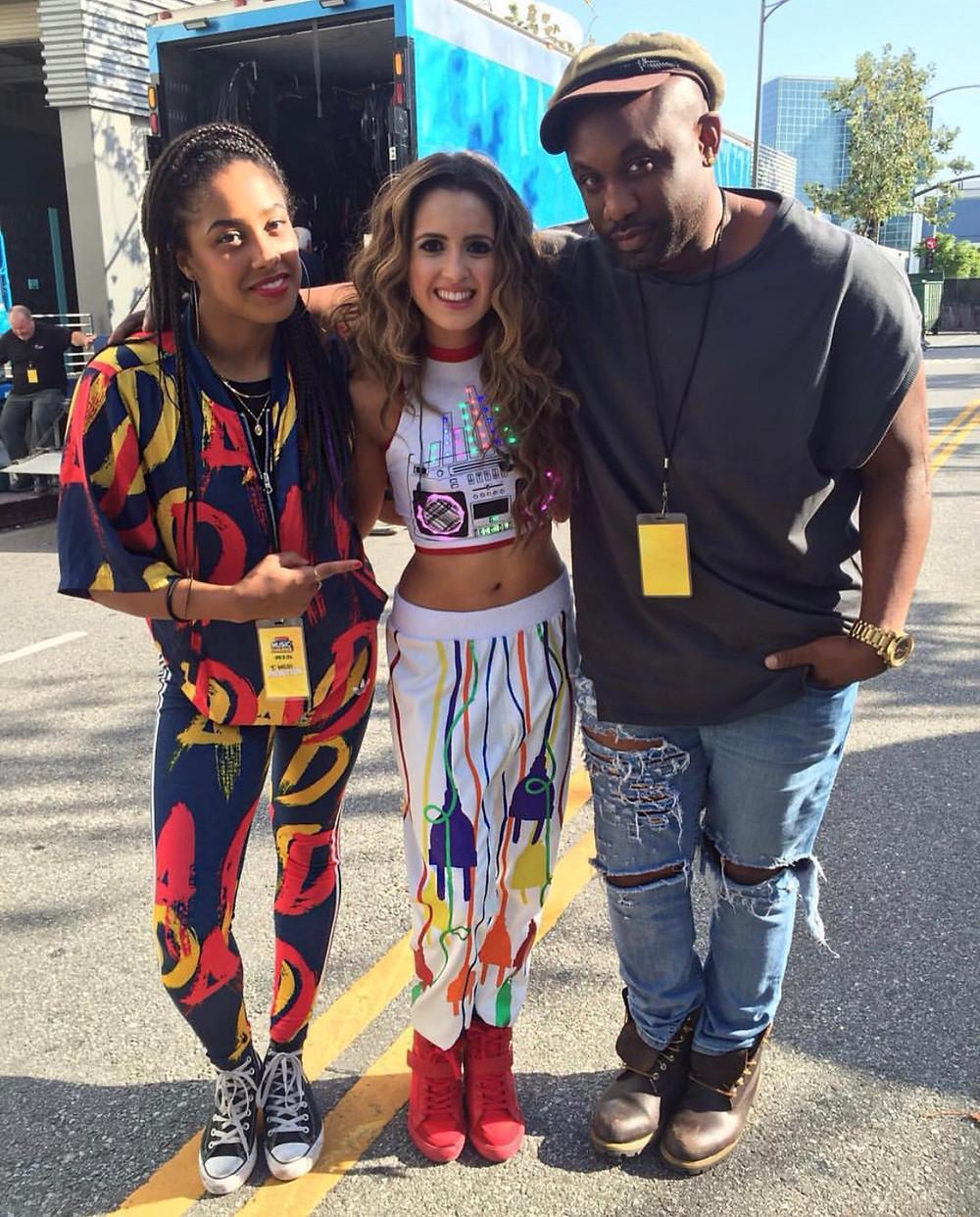 Teya Wild, Laura Marano, and Draico at Radio Disney Awards