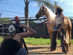 Loomup Ranch Wear's Unique Presentation via Ella DeGea