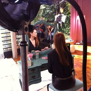 Leticia Valenca's Intelligent Approach to the Época Cosmetics Campaign