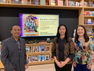 Walt Disney Animation Studios Hosts Bali: Beats of Paradise