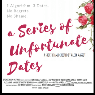 """""""A SERIES OF UNFORTUNATE DATES"""" NEVER LOOKED SO GOOD"""