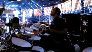 Drummer Nate Morton: The Bombastic Percussive Energy of NBC's 'The Voice' Talks Inspirat