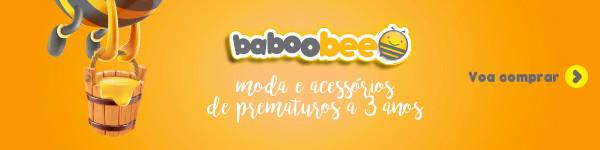 baboobee moda e acessórios de prematuros á 3 anos