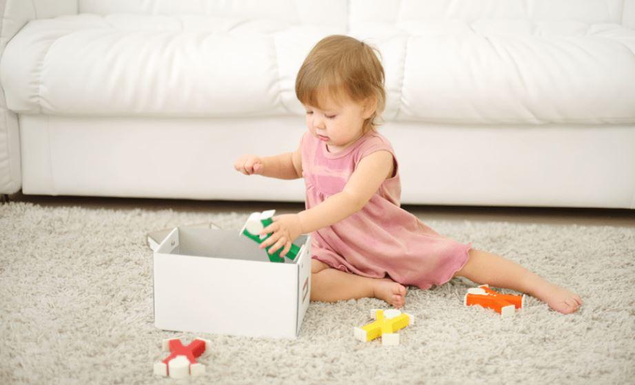 como estimular as crianças a limpar o quarto