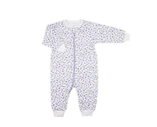 pijama macacão felpado para bebê