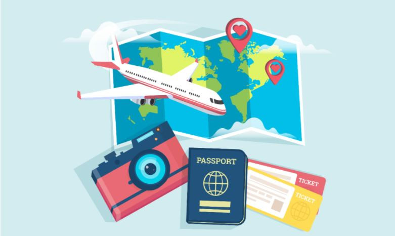 férias e os destinos mais procurados