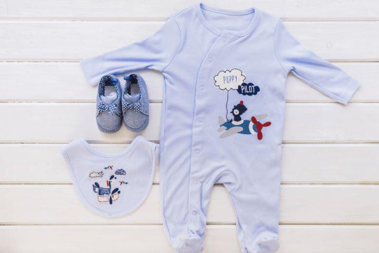 como escolher o tecido ideal para a roupinha do bebê