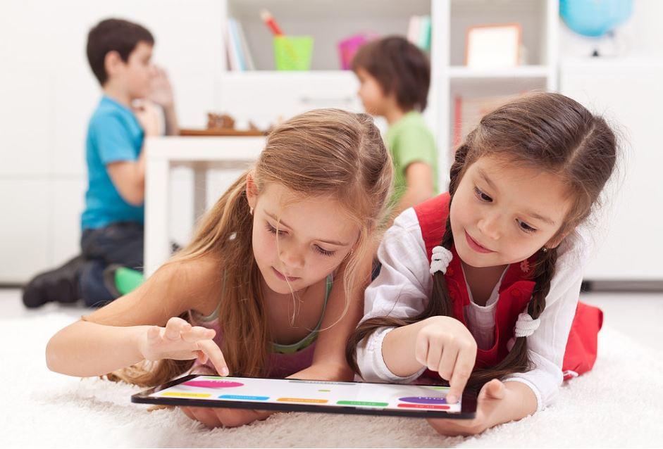 Atividades educativas para os pequenos