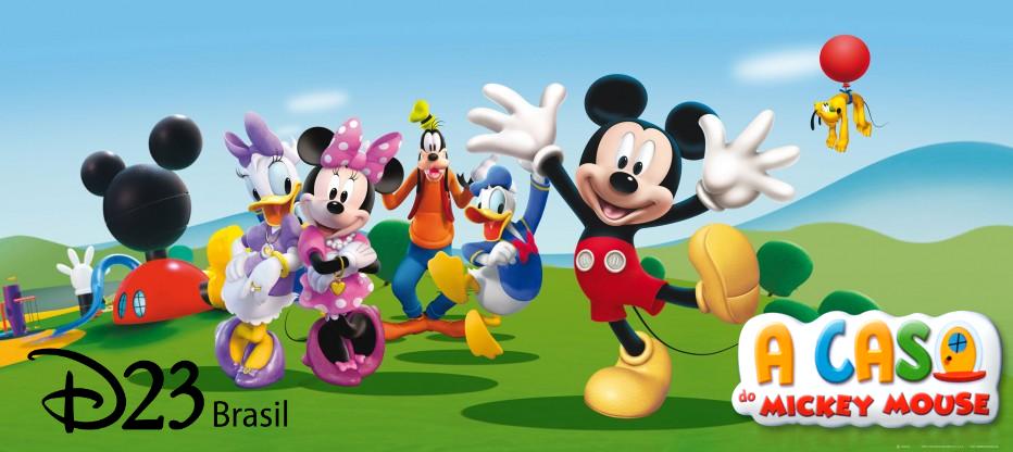 A Casa do Mickey Mouse