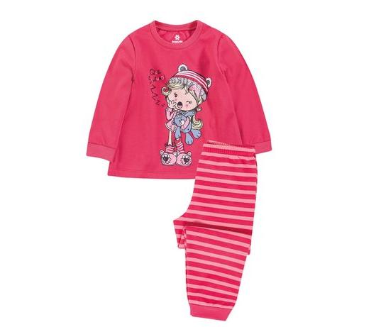 pijama blusão e calça infantil