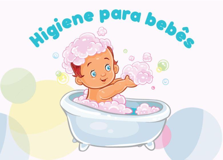 higiene para bebês