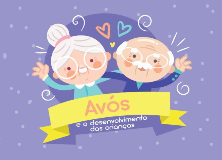 avós e o desenvolvimento das crianças