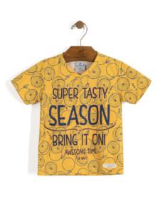 camiseta infantil para menino