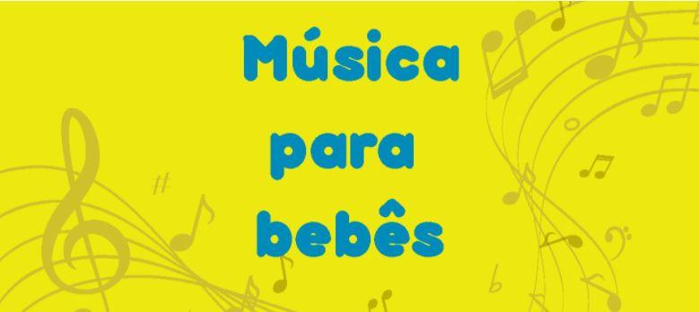 música para bebês