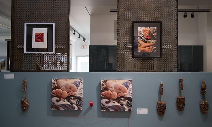 Art Display by Almendra Vergara