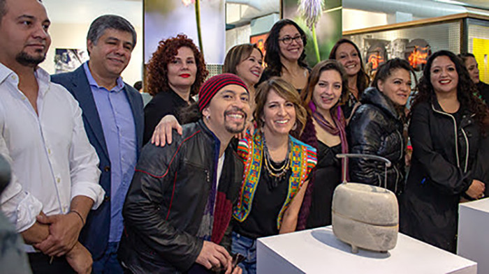 Latin visual artists
