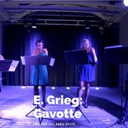 4Pan, Gavotte aus der Holberg-Suite (E. Grieg)