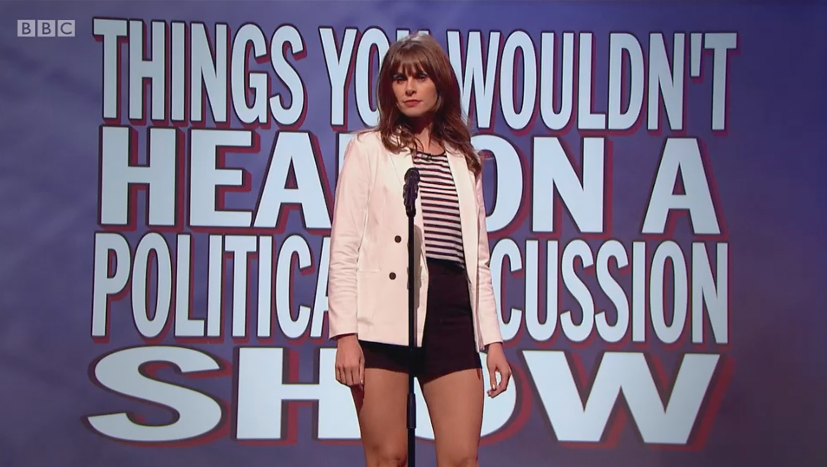 ELLIE TAYLOR // MOCK THE WEEK