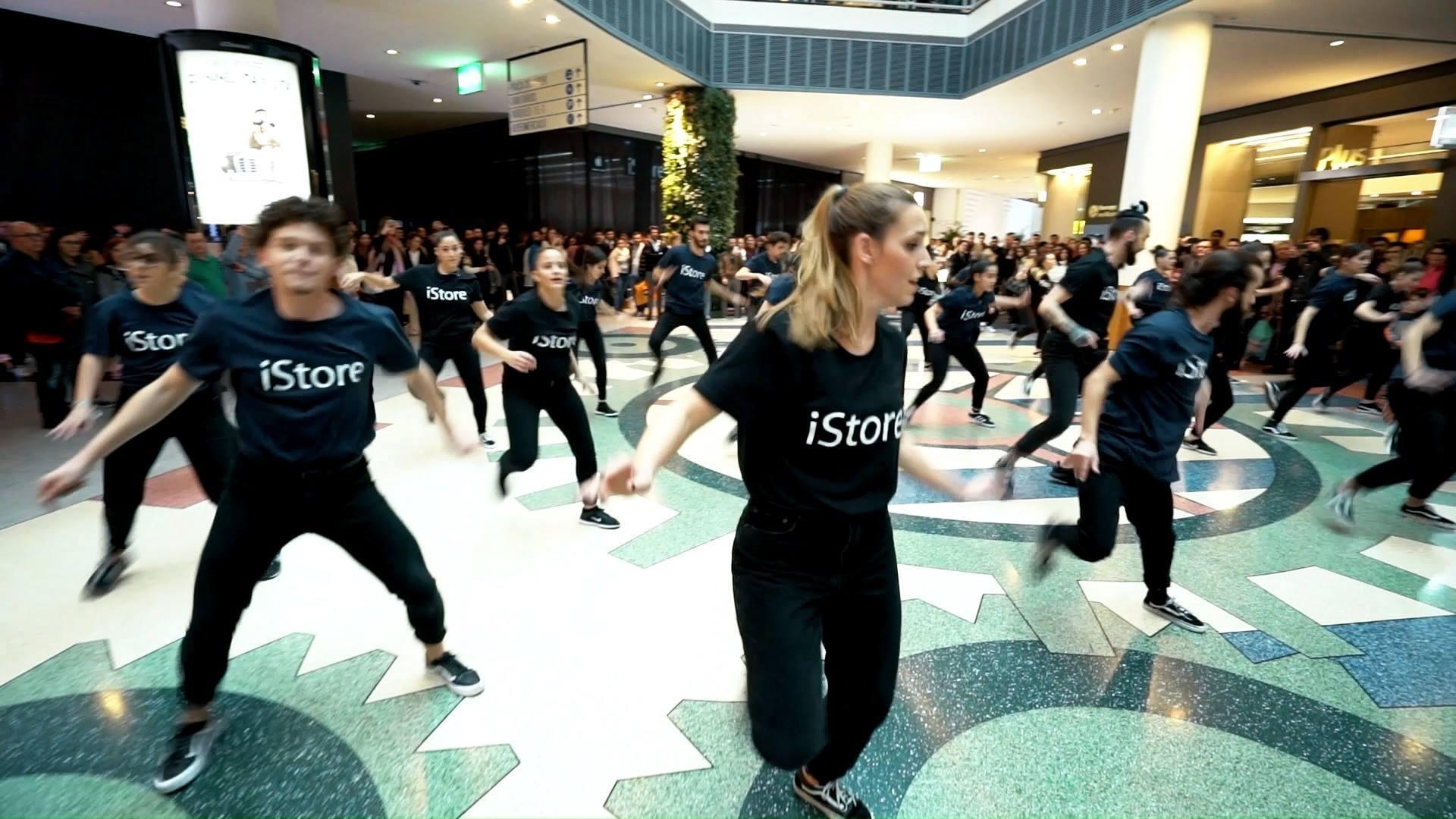 Inauguração iStore | Norteshopping | #rpdancers