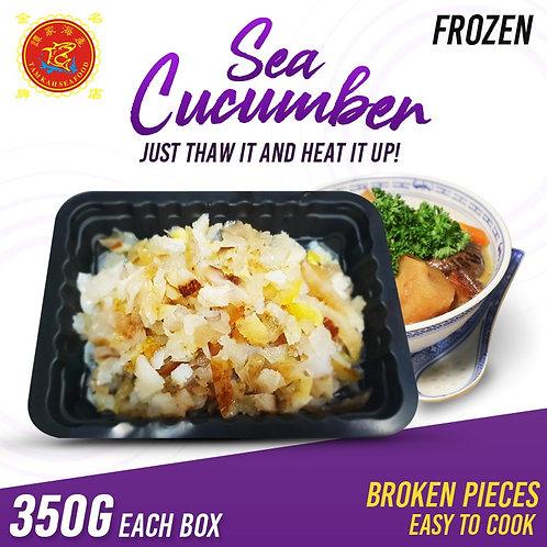 Frozen Sea Cucumber Broken 冷冻海参粒