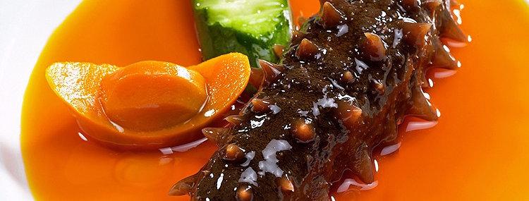 Frozen Japan Spiky Sea Cucumber *Small*(即食日本刺 (小))