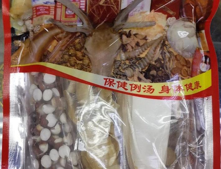 Liu Wei Soup 六味汤