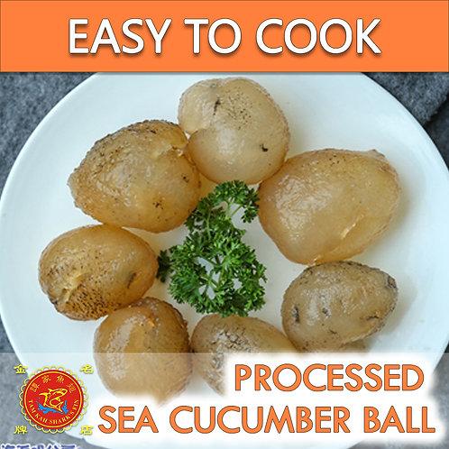Processed Sea Cucumber Ball 发好海参粒 (1KG)