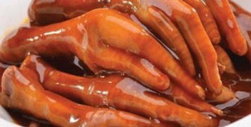 Abalone Sauce Braised Chicken Feet 鲍汁凤爪