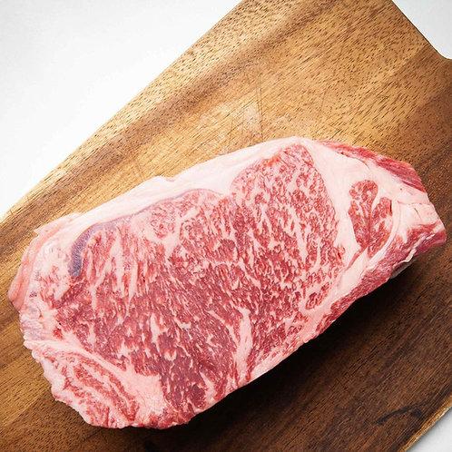 Japanese Kagoshima A4 Wagyu Beef Sirloin Steak 日本鹿兒島A4和牛