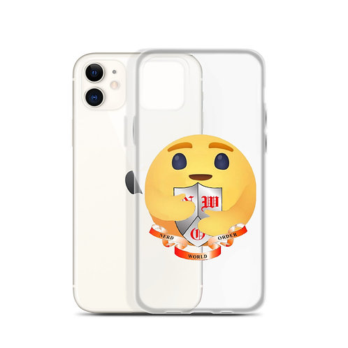 WE CARE A LOT iPHONE CASE
