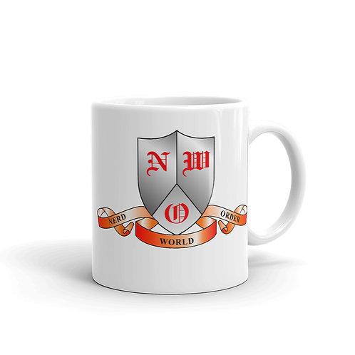 N.W.O Crest Mug