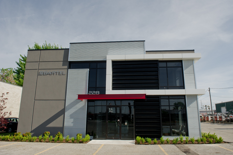 Main Office Entrance