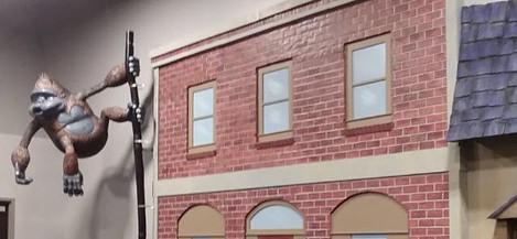 Building facades and ape