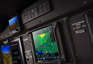Garmin G3X Panel installed on Epic and Stratos aircraft by AI Systems, Inc. located in Redmond, Oregon USA