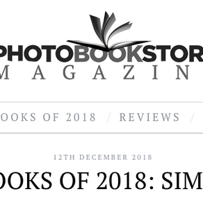 Photobooks of the year 2018