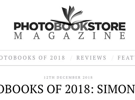 Photobooks of the year 2018
