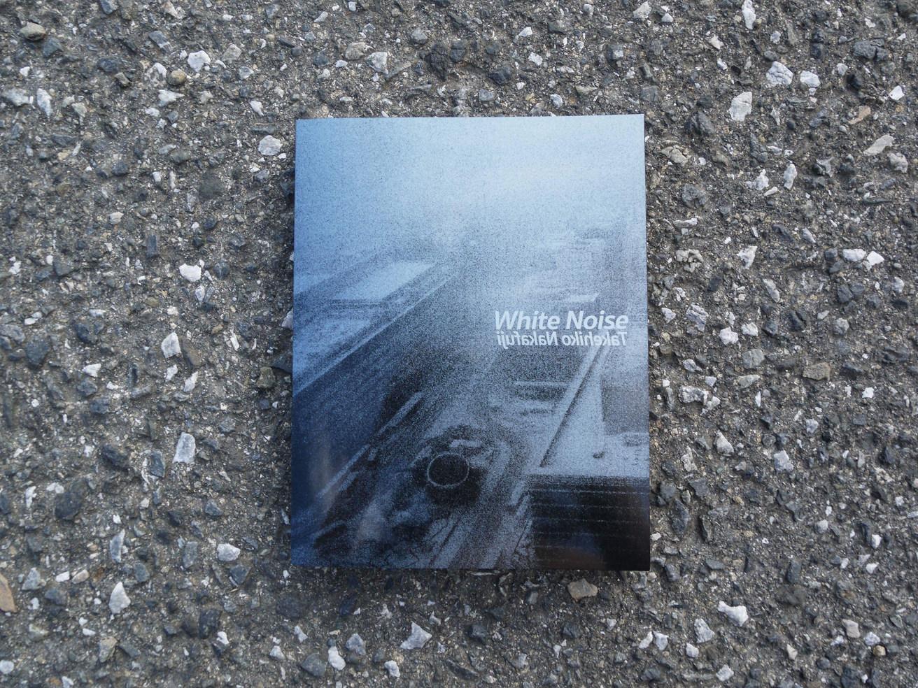 """中藤毅彦 Takehiko Nakafuji """"White Noise"""""""