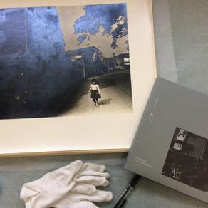 設計筆記|西村多美子「旅人」
