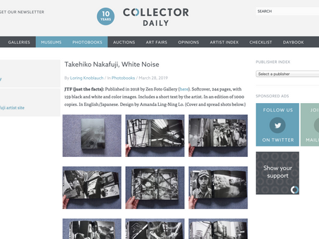 """White Noise"" on Collector Daily"