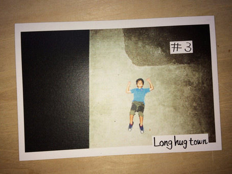 水島貴大 Takahiro Mizushima|Long hug town #3|Totem Pole Photo Gallery