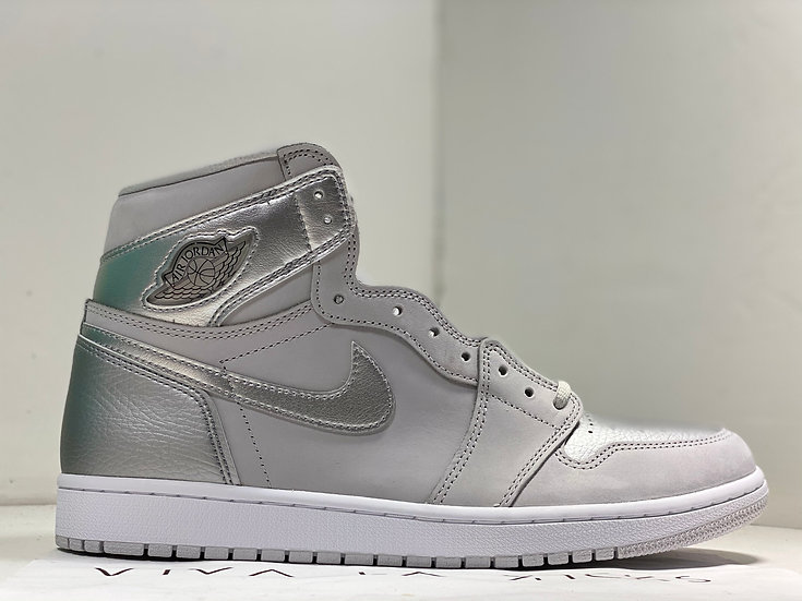 Air Jordan 1 Retro High CO.Japan Grey 2020