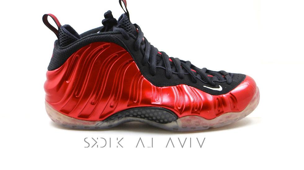 Nike Air Foamposite One Metallic Red 2012