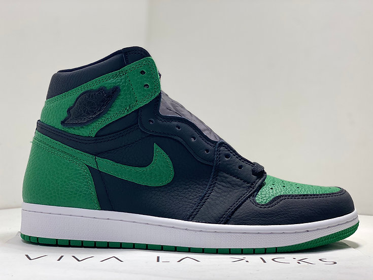 Air Jordan 1 Hi Pine Green