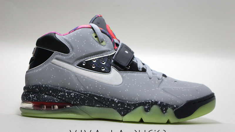 Nike Air Force Max All Star Raygun