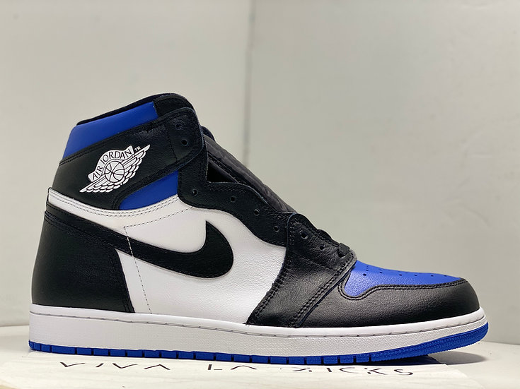 Air Jordan 1 Hi Royal Toe