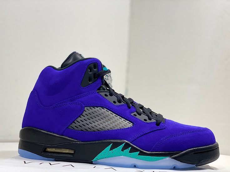 Air Jordan 5 Retro Alternative Grape
