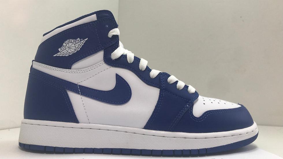 Air Jordan 1 Storm Blue